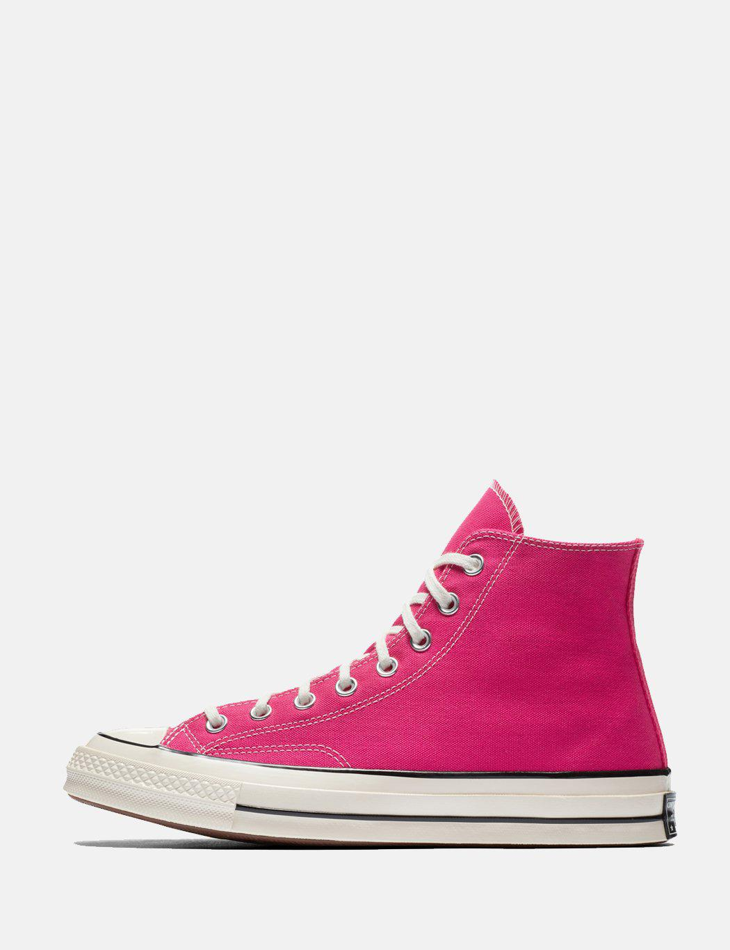 Lyst - Converse 70 s Chuck Hi 161442c (canvas) in Pink for Men 6702b06fb