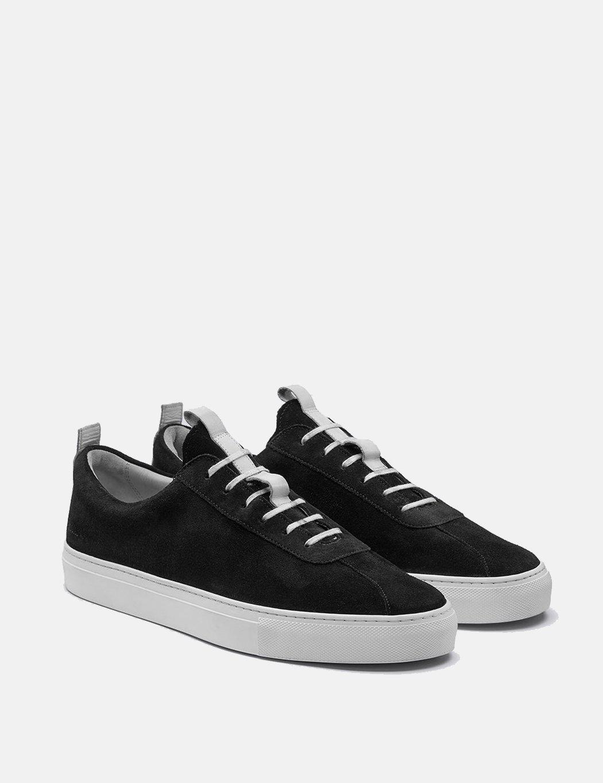 Mens Suede Sneakers Grenson zxjEGsLh
