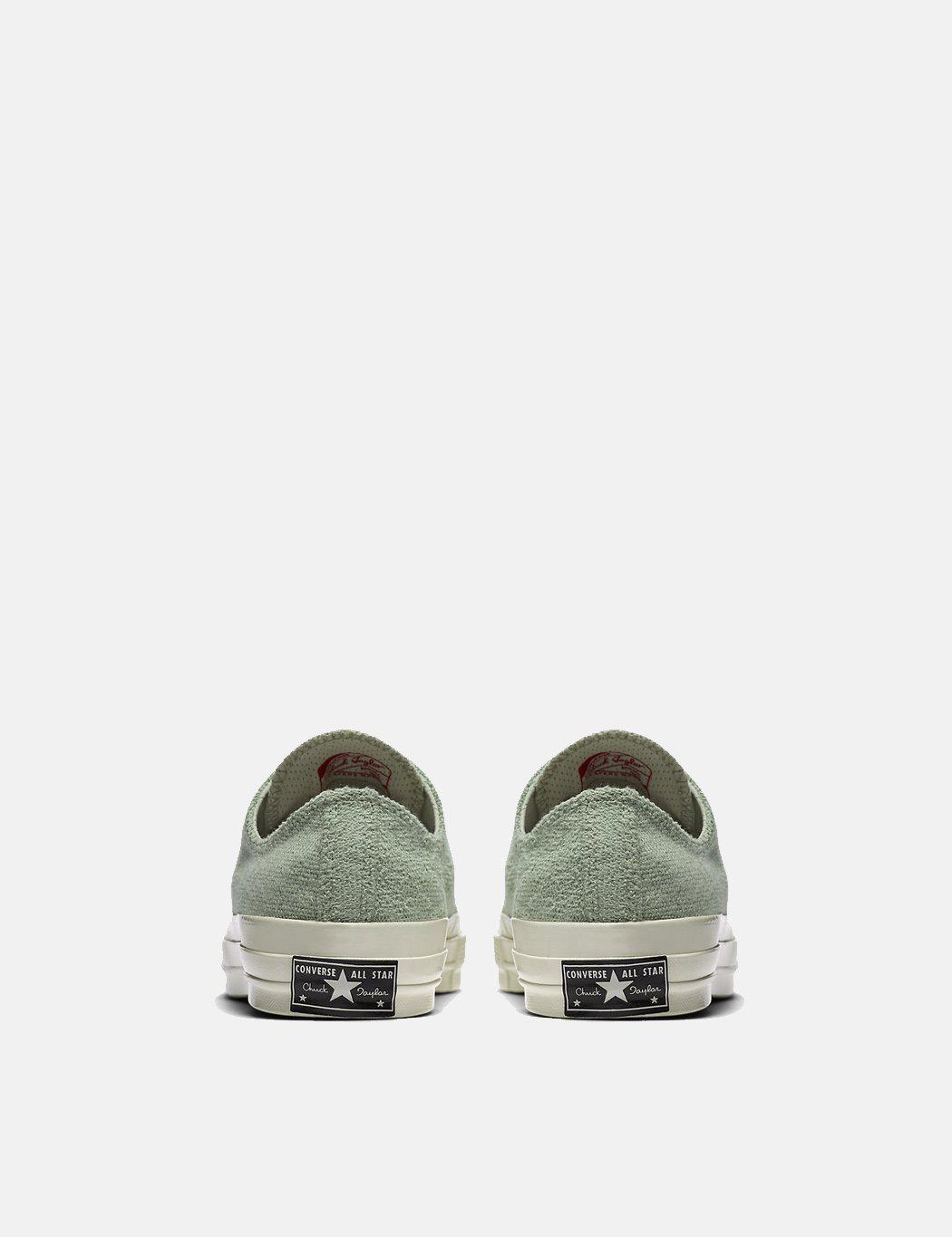 87fd7cf8d43 Lyst - Converse Ctas 70s Chuck Taylor Low Reverse French Terry in ...