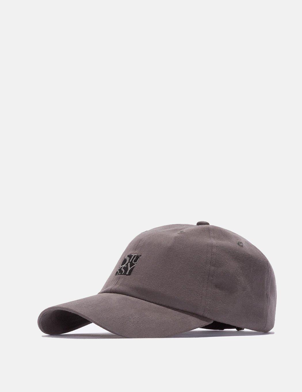 9943927cd10 Stussy Institute Low Pro Cap in Gray for Men - Lyst