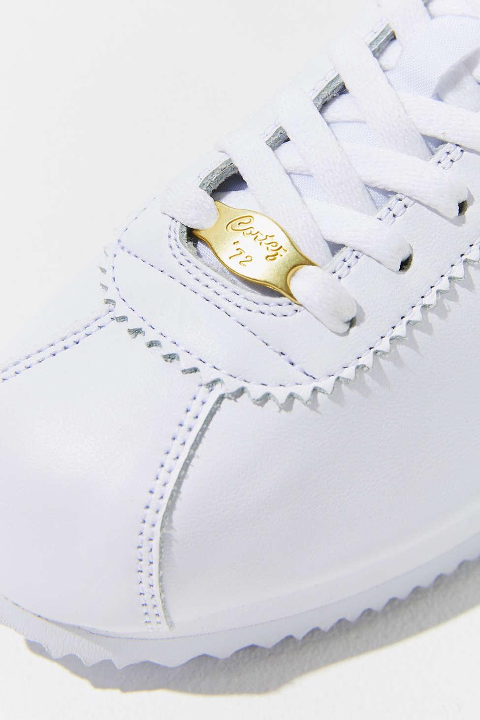 Nike Leather Nike Classic Cortez Gel