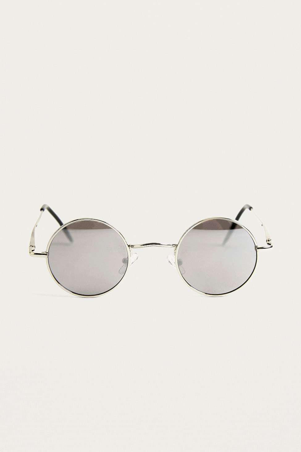 4d8b19cea9902 Urban Outfitters Super Mini Round Sunglasses - Womens All in ...