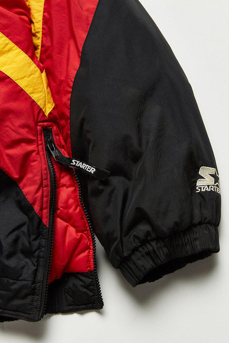 It's just a photo of Sassy Starter Black Label Jacket Urban Outfitters