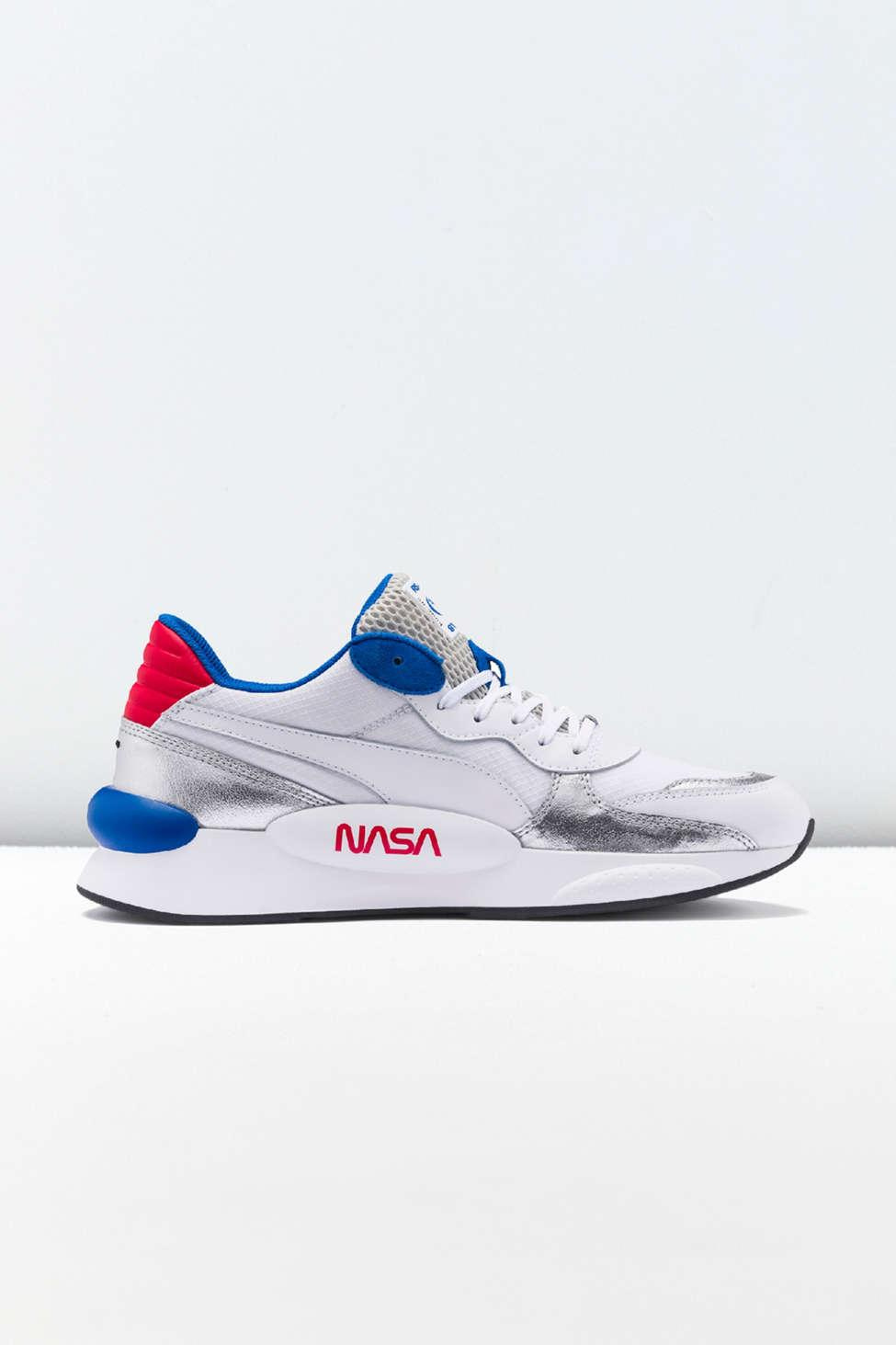 PUMA Leather Puma X Nasa Rs 9.8 Space Agencysneaker in Blue for ...