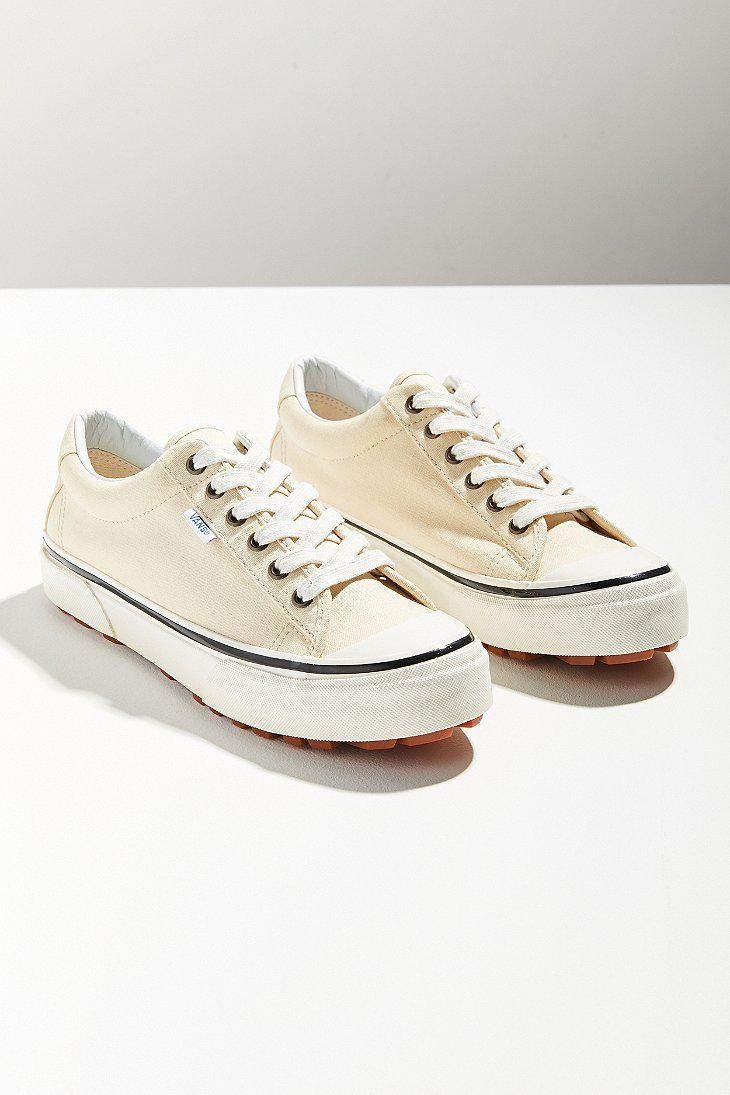 41e2cd77320ea5 Lyst - Vans Vans Anaheim Factory Style 29 Dx Sneaker in Natural