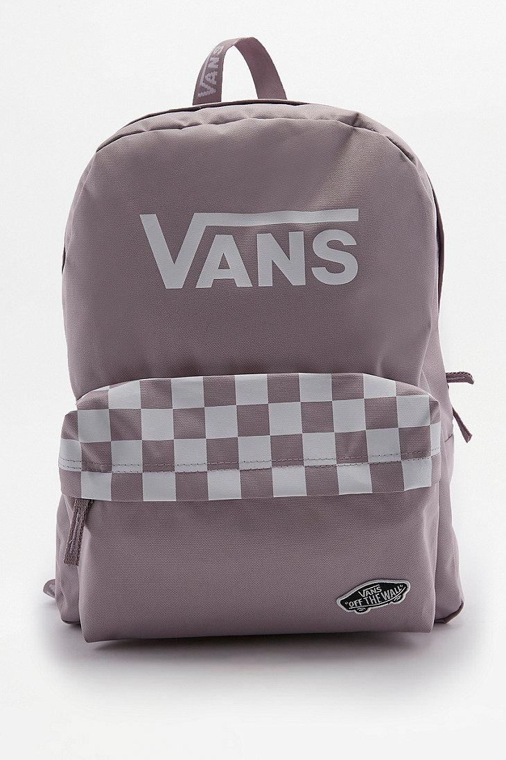 852954c586815b Vans Sporty Realm Lilac Backpack in Purple - Lyst