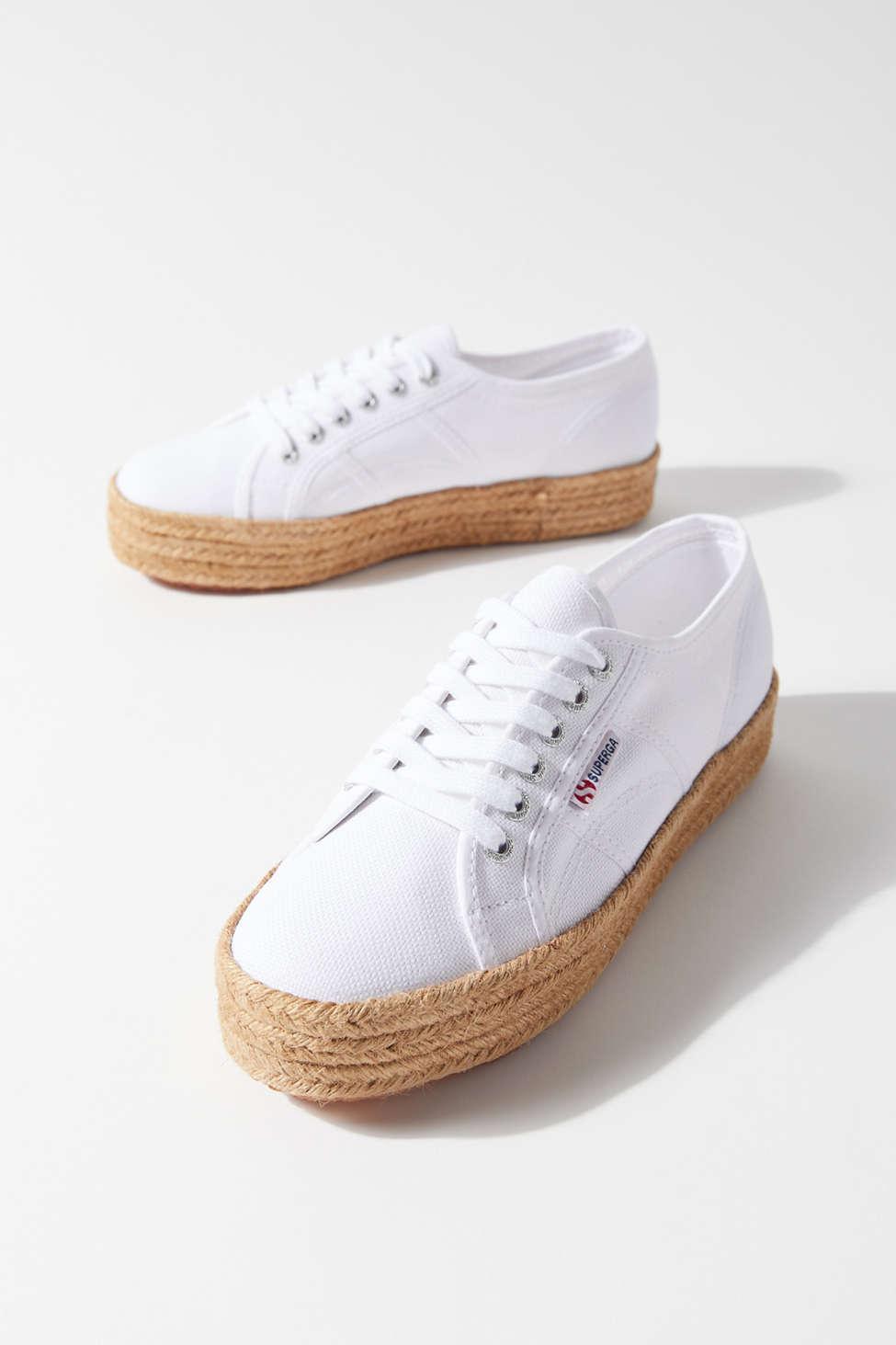 superga 2730 cotropew platform sneaker