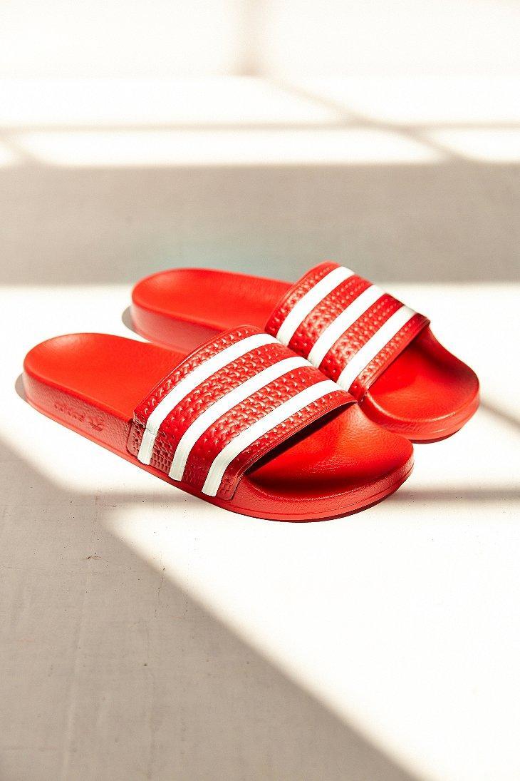 Adidas Originals Originals Scarlet Adilette Pool Slide In