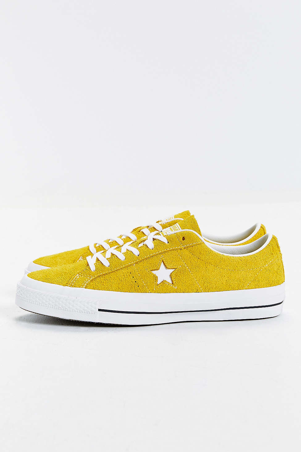 5dc12ccf28 Converse Cons One Star Pro Sneaker in Yellow for Men - Lyst