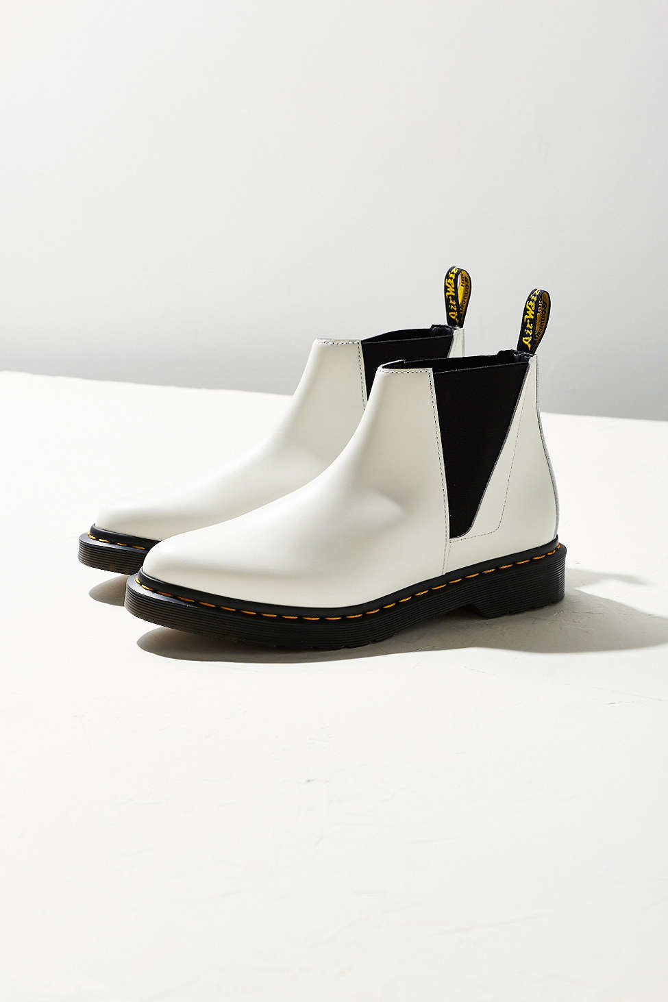 Dr. Martens Leather Bianca Chelsea Boot