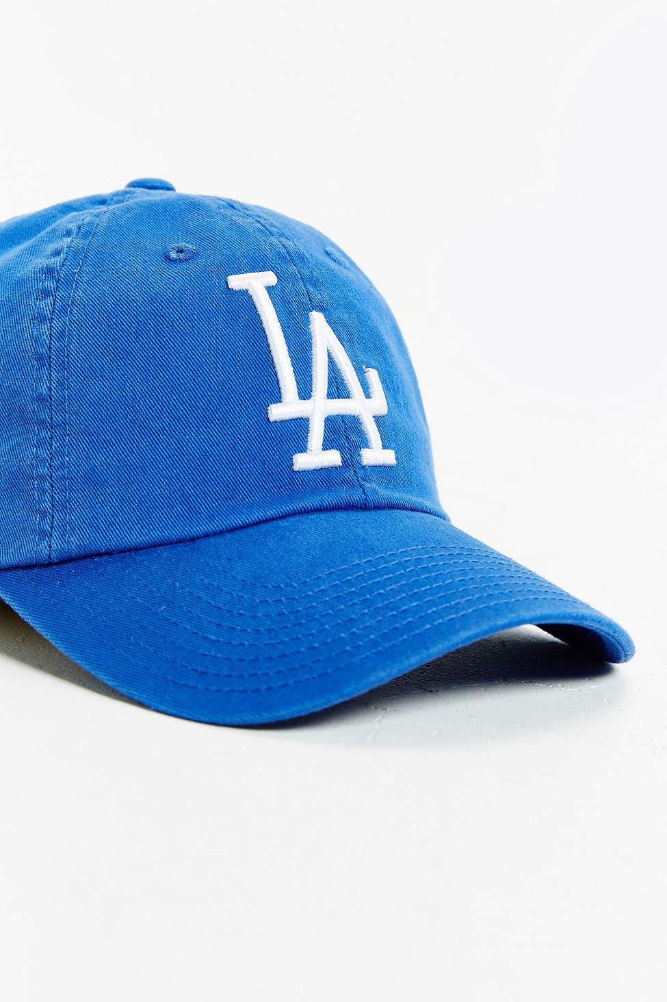 American Needle Ballpark Baseball Hat In Blue For Men  Lyst