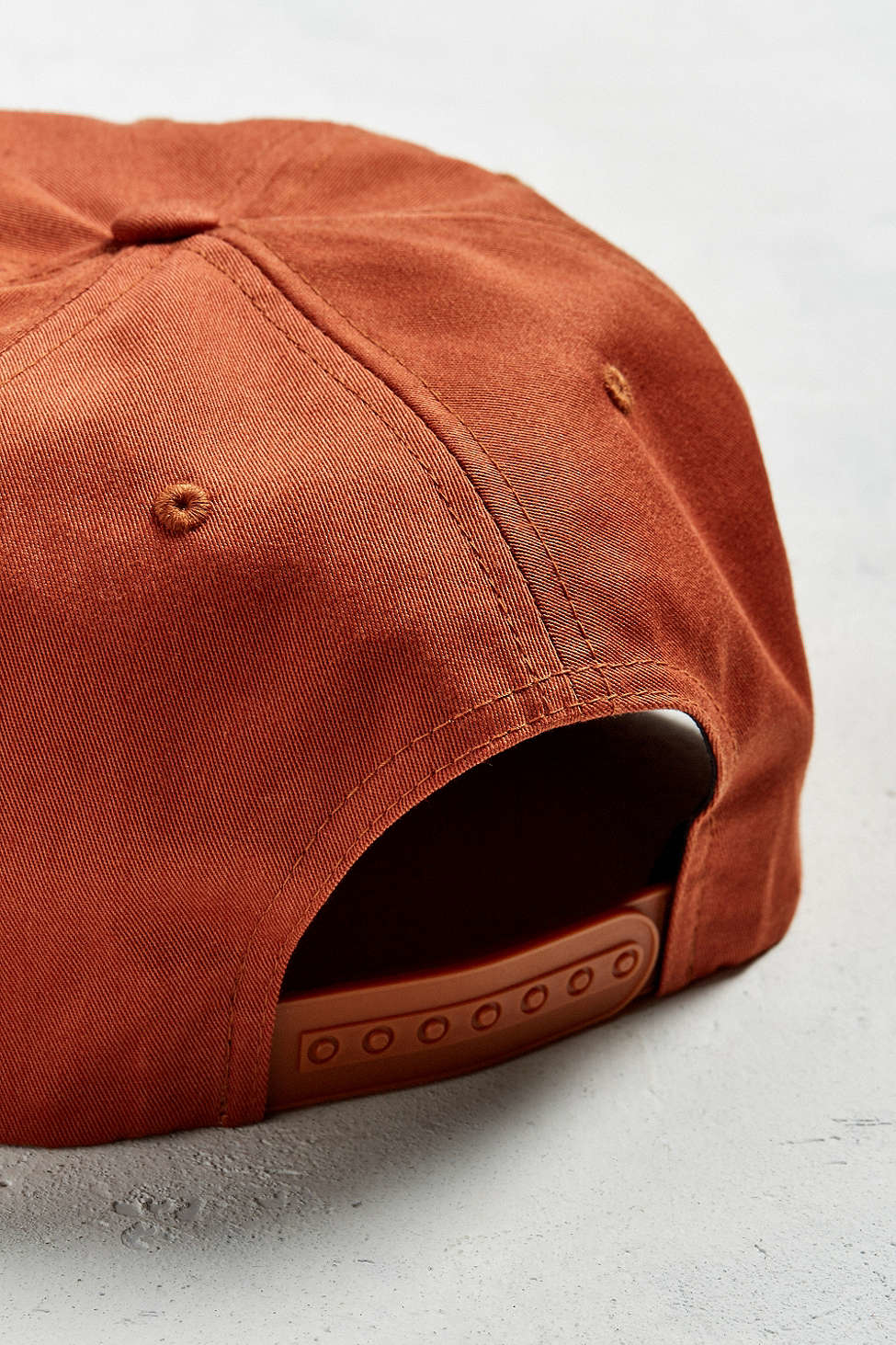 e9c3fb1361e Lyst - Brixton Jolt Hp Snapback Hat in Orange for Men