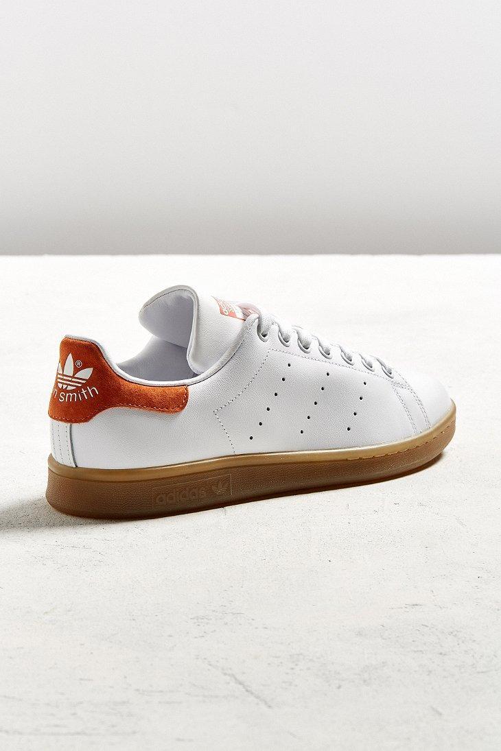 adidas Originals Leather Stan Smith Gum