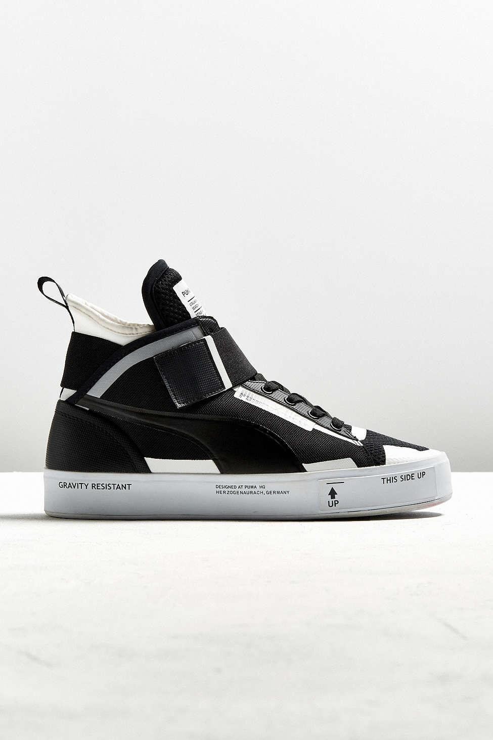 872debd562a Lyst - PUMA X Ueg Court Pay Sneaker in Black for Men
