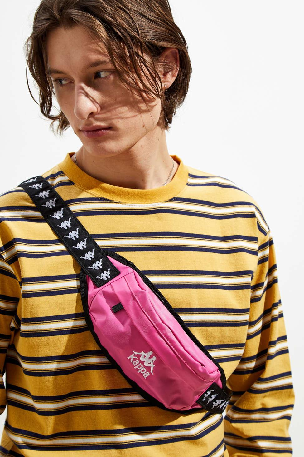5f6d4b24ea Kappa Pink Uo Exclusive Anais Authentic Sling Bag for men