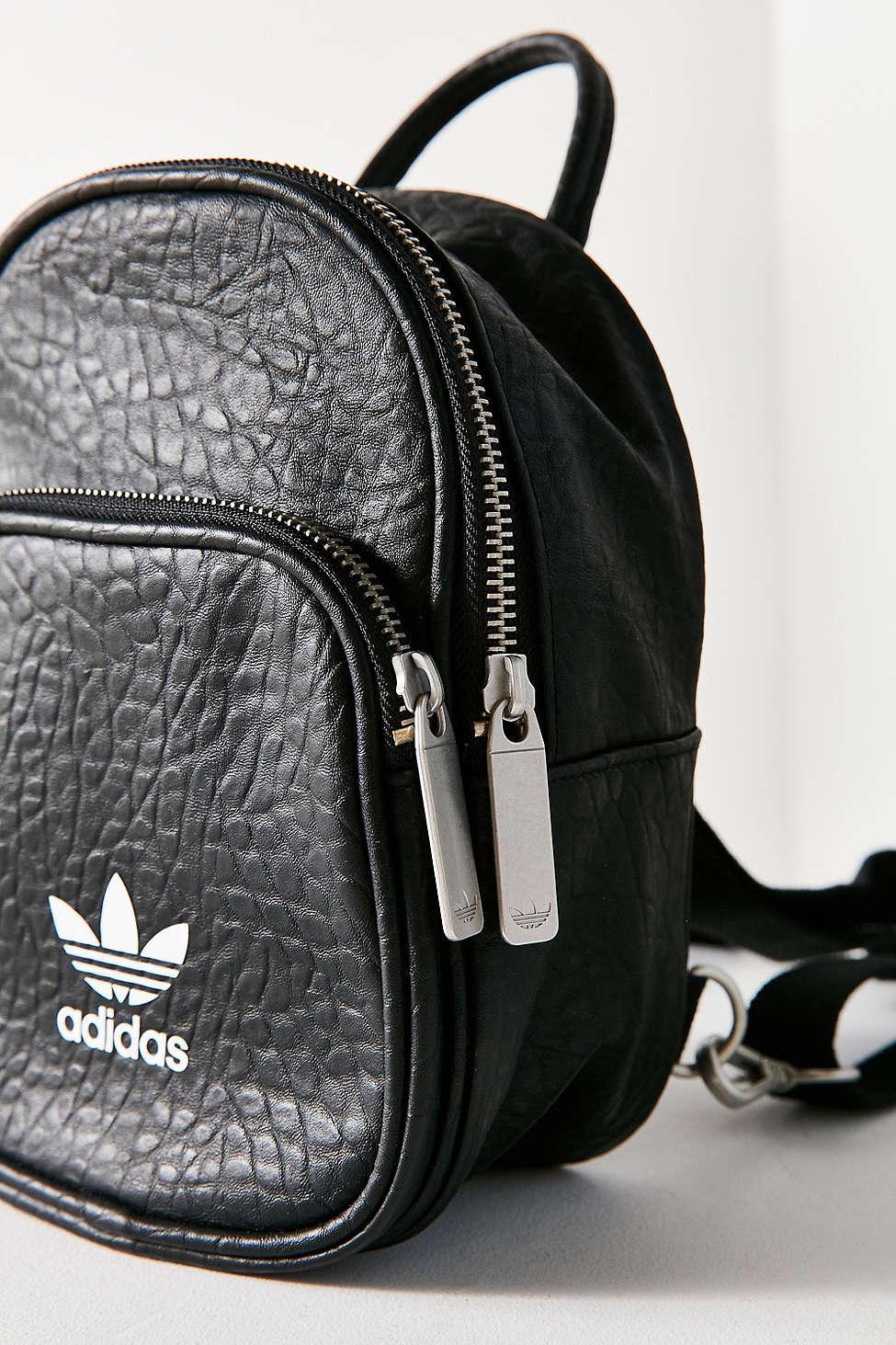 Adidas Originals Originals Classic Mini Backpack In Black