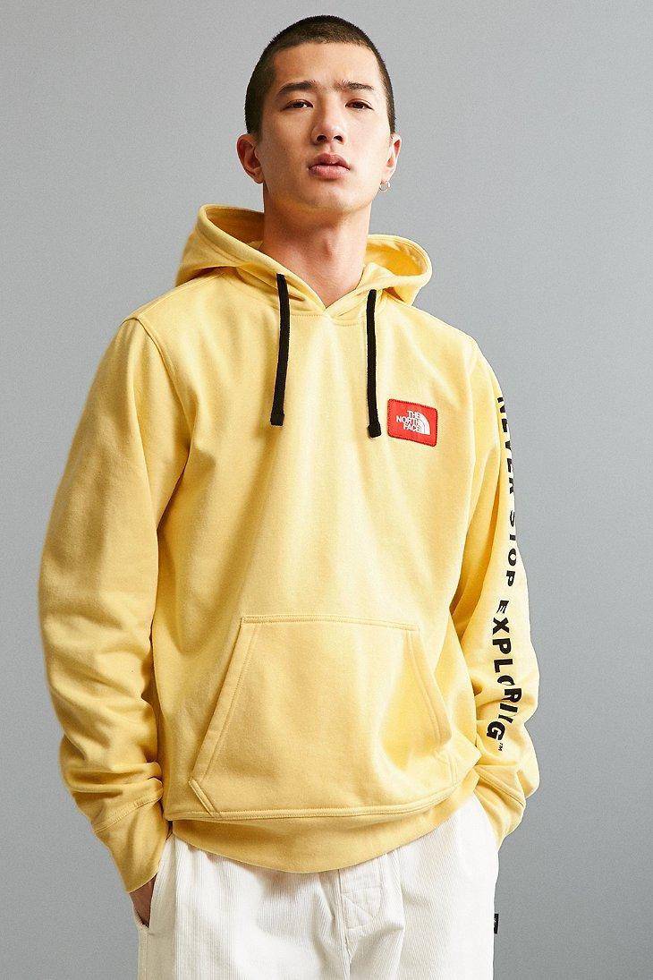 1447a1da5 The North Face Metallic Patch Hoodie Sweatshirt for men