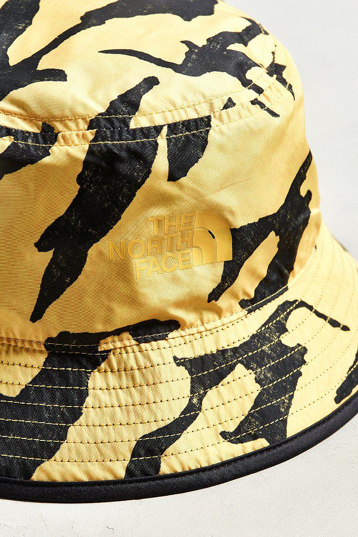 Lyst - The North Face The North Face Sun Stash Bucket Hat in ... 96dda720765
