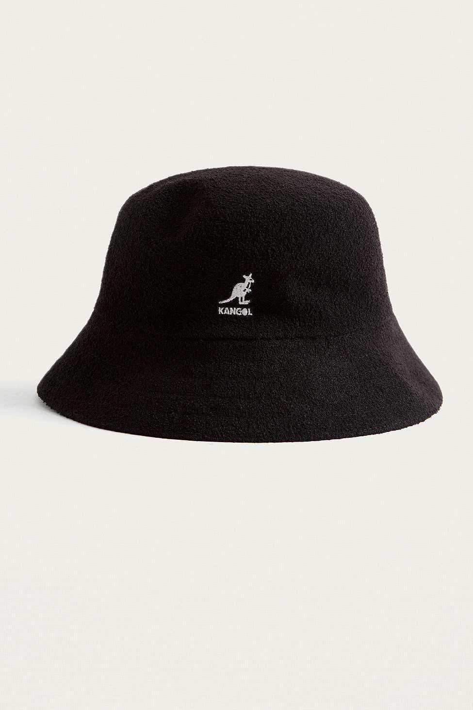 Kangol Bermuda Black Bucket Hat - Mens L in Black for Men - Lyst 884a3ac2f19d