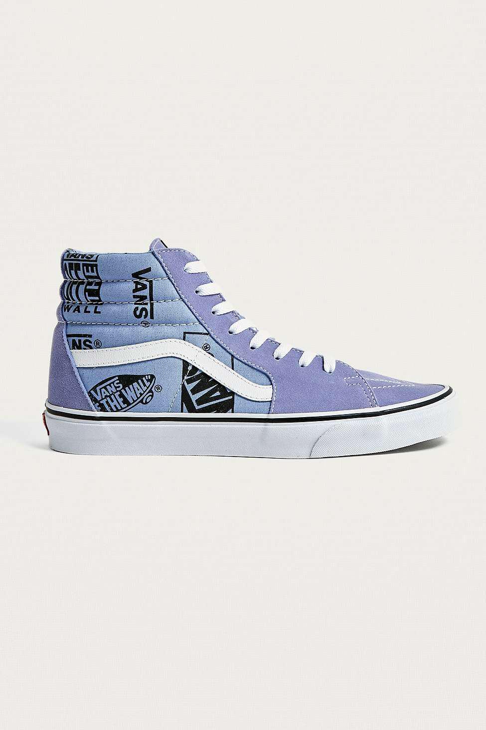 34521b278a Vans logo mix hi lavender trainers mens uk in purple jpg 975x1463 Purple  vans logo