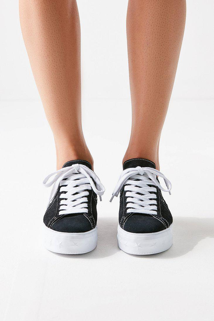 Lyst - Converse Converse One Star X Mademe Suede Platform Sneaker in ... 8c105a408a