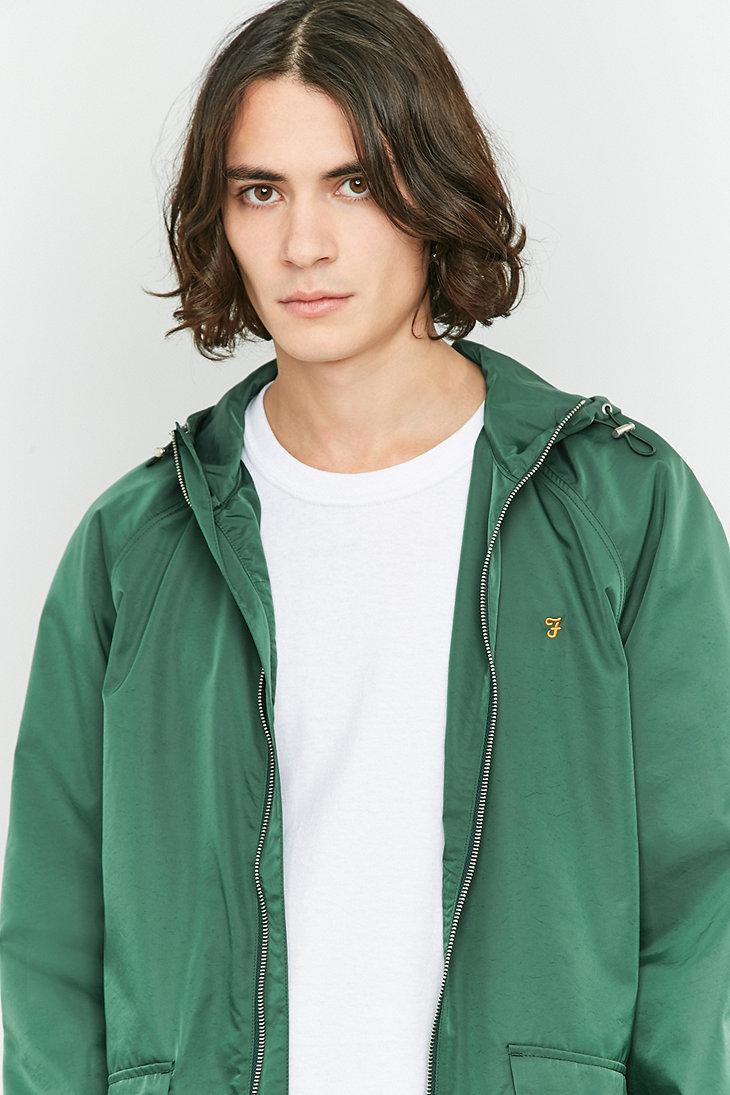 Farah Coulston Cilantro Jacket in Green for Men