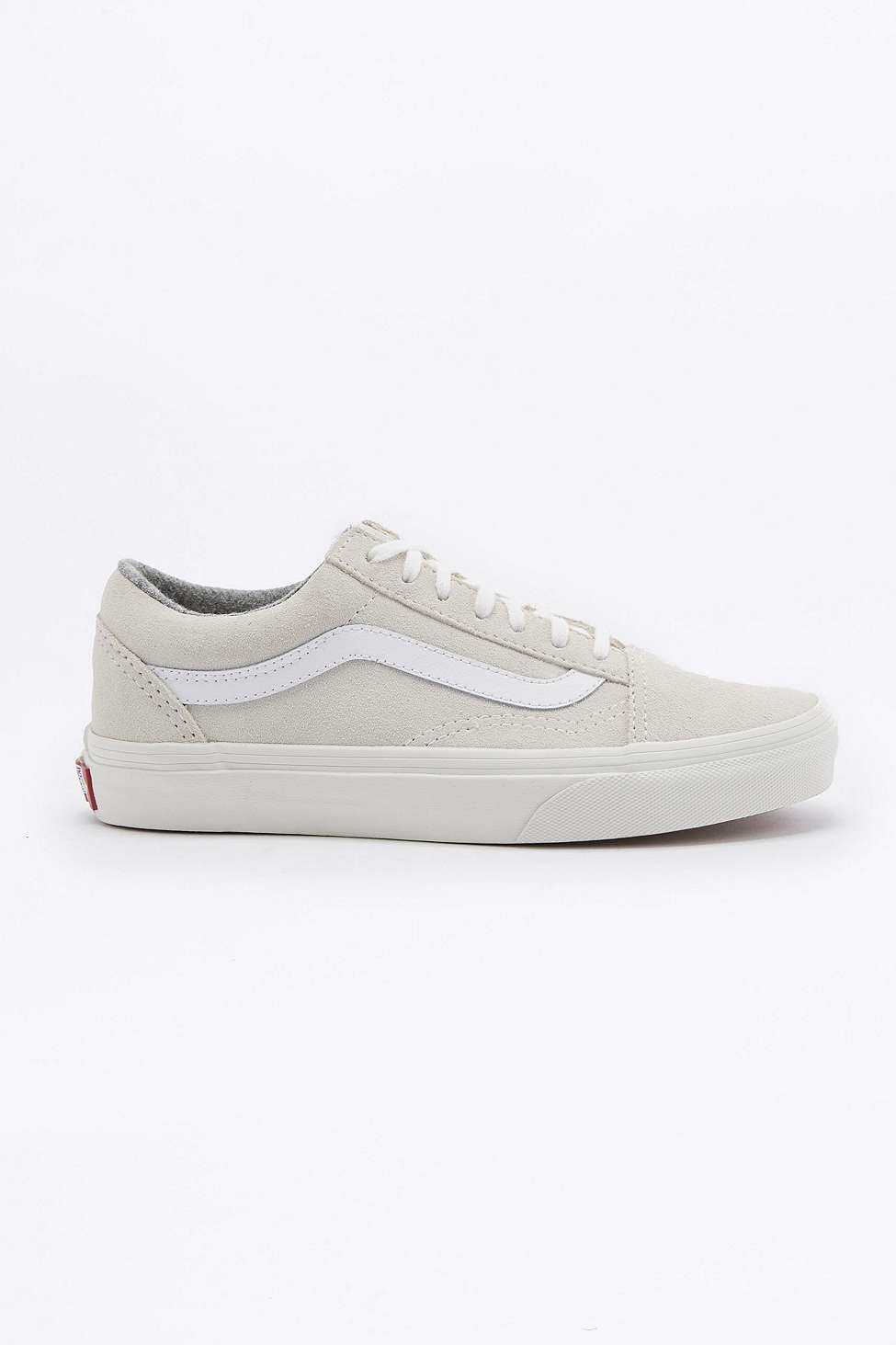 Vans Old Skool Off-white Suede Trainers