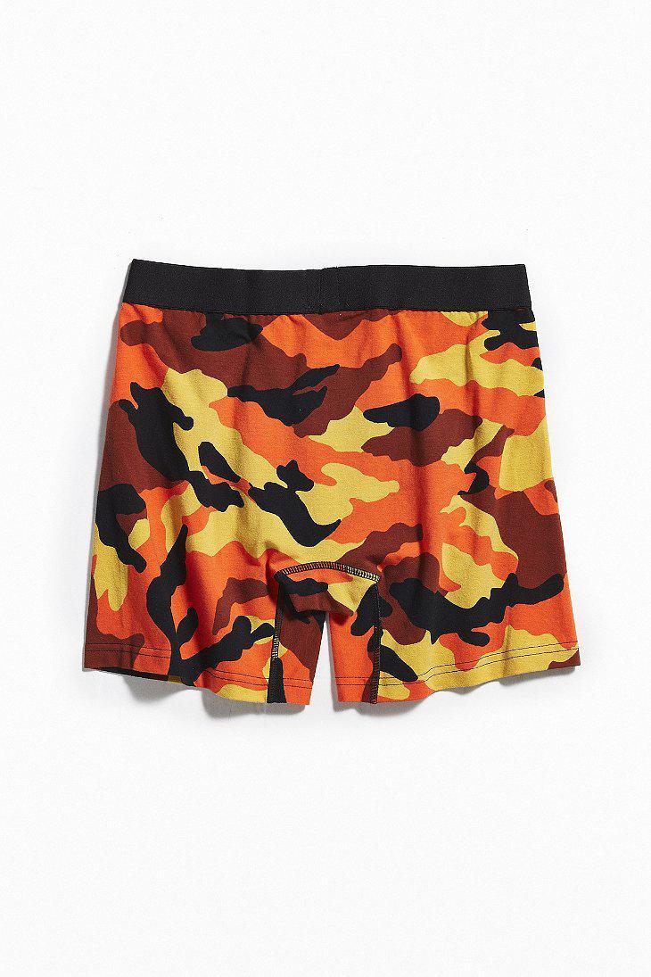 2 mens boxer short Urban-Bozy Camouflage Boxers Camo Print Army cotton elastic