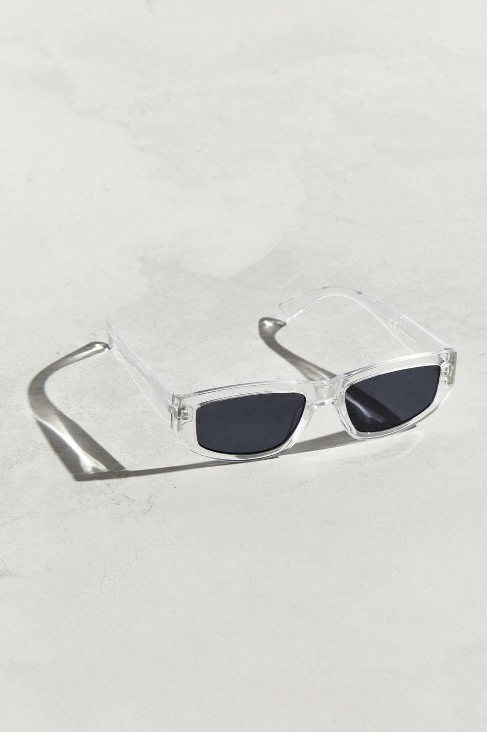d30a17a499 Lyst - Urban Outfitters Chunky Plastic Sunglasses for Men