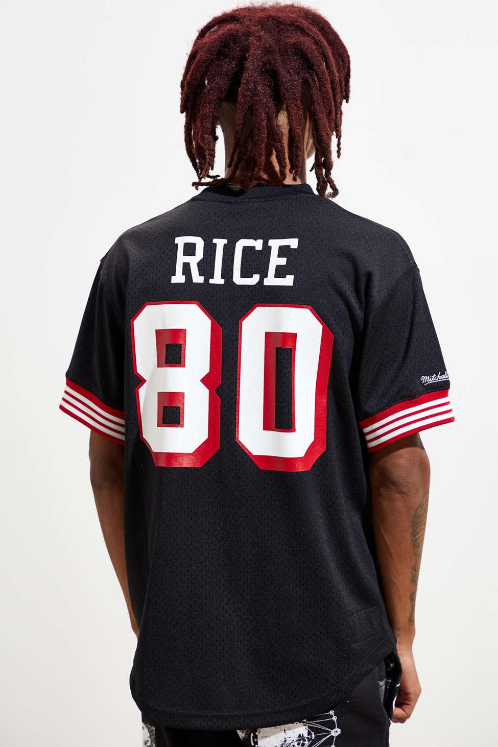 jerry rice jersey