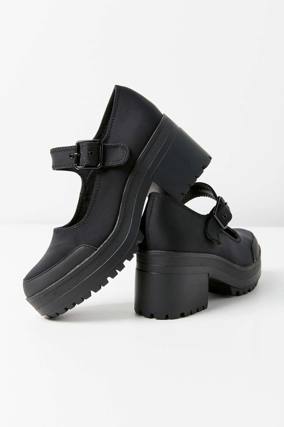 Uo Sawyer Platform Mary Jane Shoe