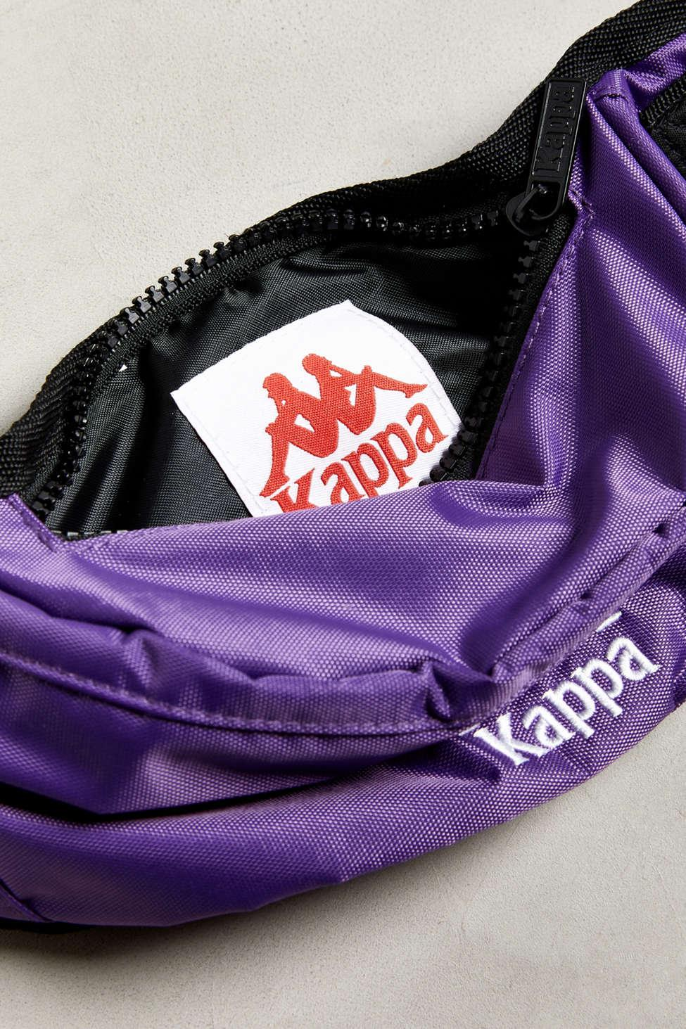 0b686ace9e Kappa Purple Uo Exclusive Anais Authentic Sling Bag for men