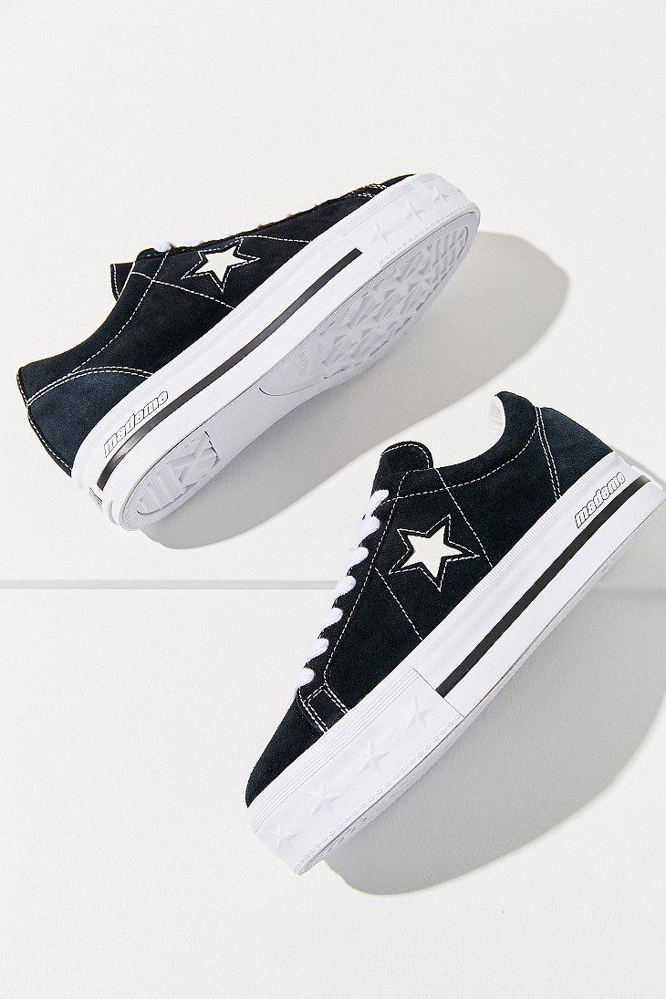 one star platform converse