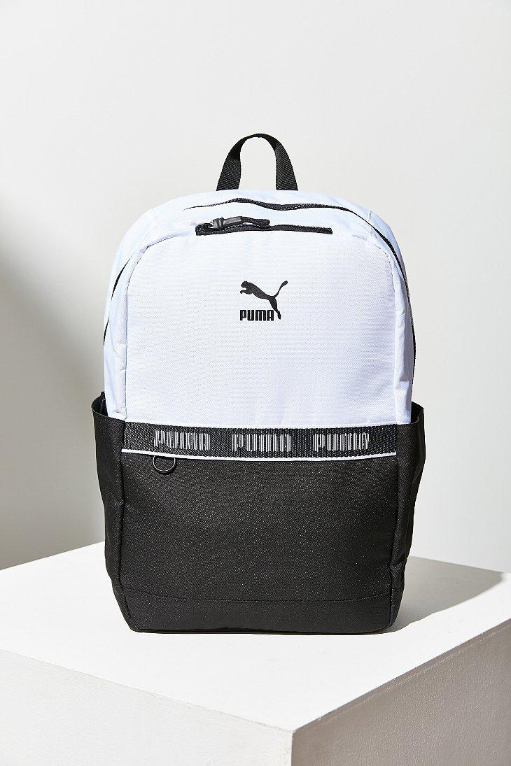 5121789fe030 Lyst - PUMA Linear Backpack