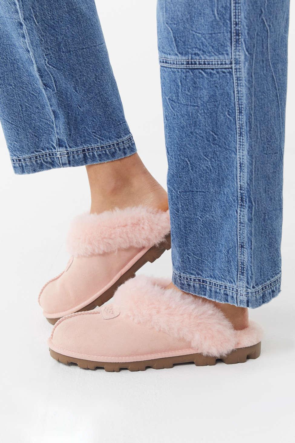 1d4b43ec09e Ugg Pink Coquette Clog Slipper