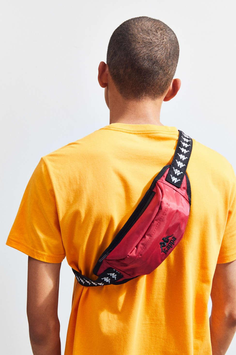 28980bb7c1 Kappa Red Uo Exclusive Anais Authentic Sling Bag for men