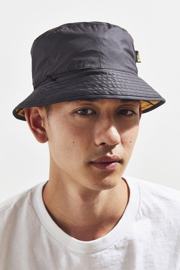 1d22b89a1 The North Face Metallic The North Face Sun Stash Bucket Hat for men