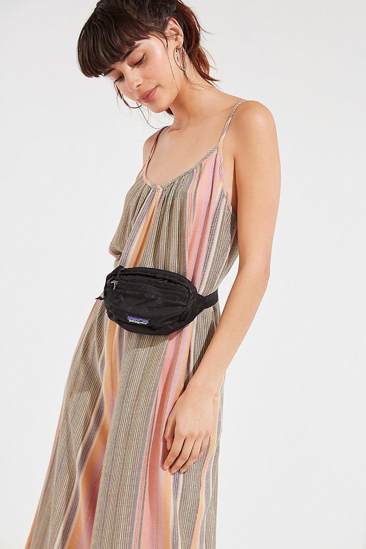 Lyst Urban Outfitters Uo Shapeless Gauzy Striped Jumpsuit In Pink