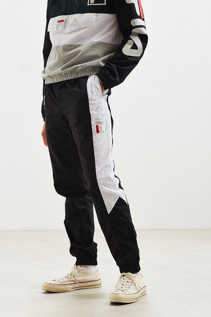 24a72c1001e1 Fila Fila + Uo Barnet Wind Pant in Gray for Men - Lyst