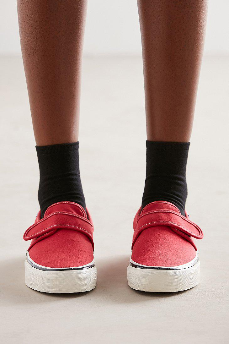 Lyst - Vans Vans Anaheim Factory 47 V Dx Slip-on Sneaker in Red 3ed0b2e505