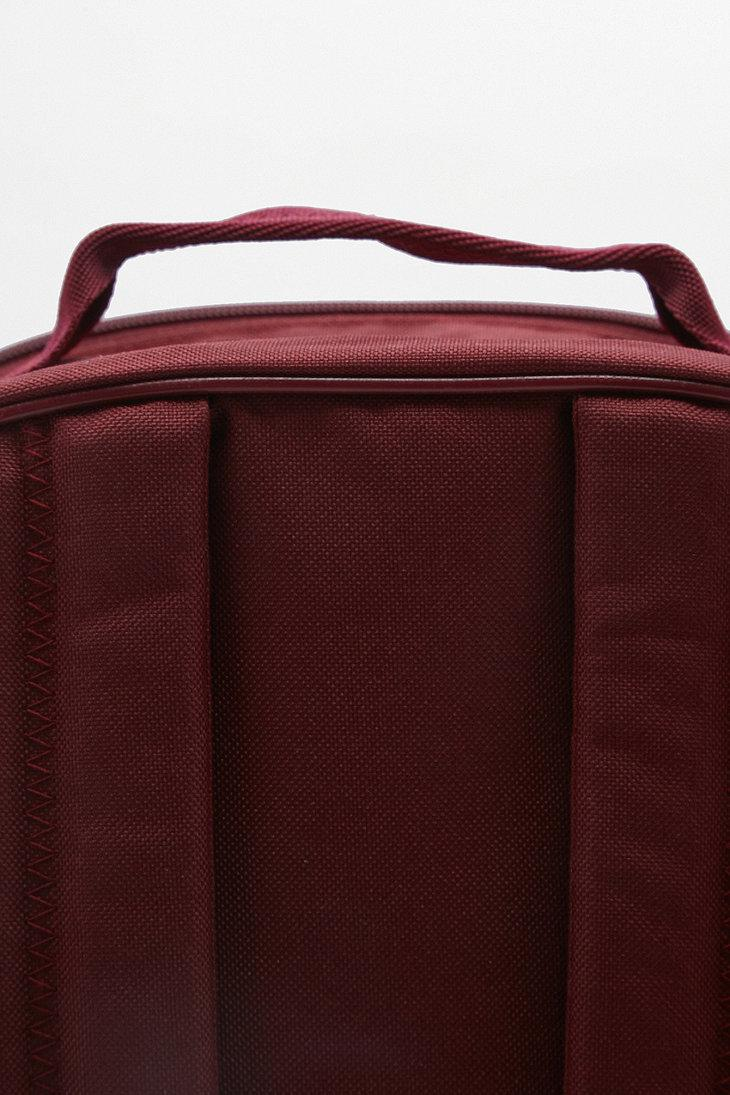 adidas Originals Synthetic Trefoil Backpack in Maroon (Purple)