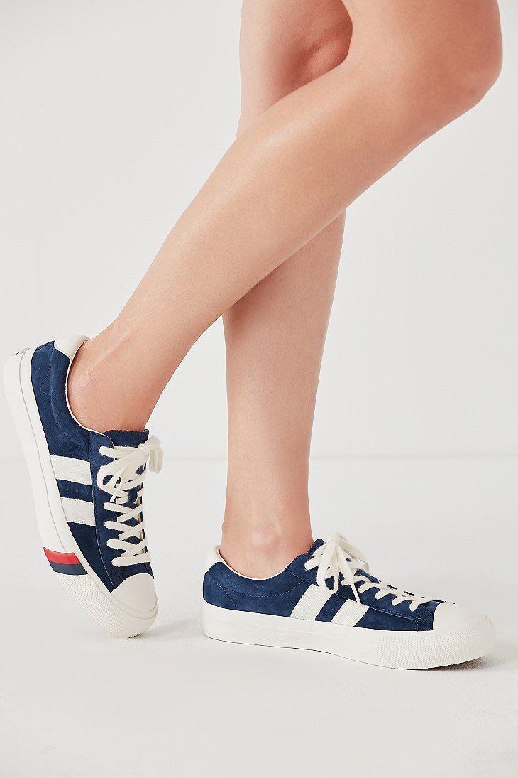 In Blue Suede Plus Pro Royal Lyst Keds Sneaker U7HYg