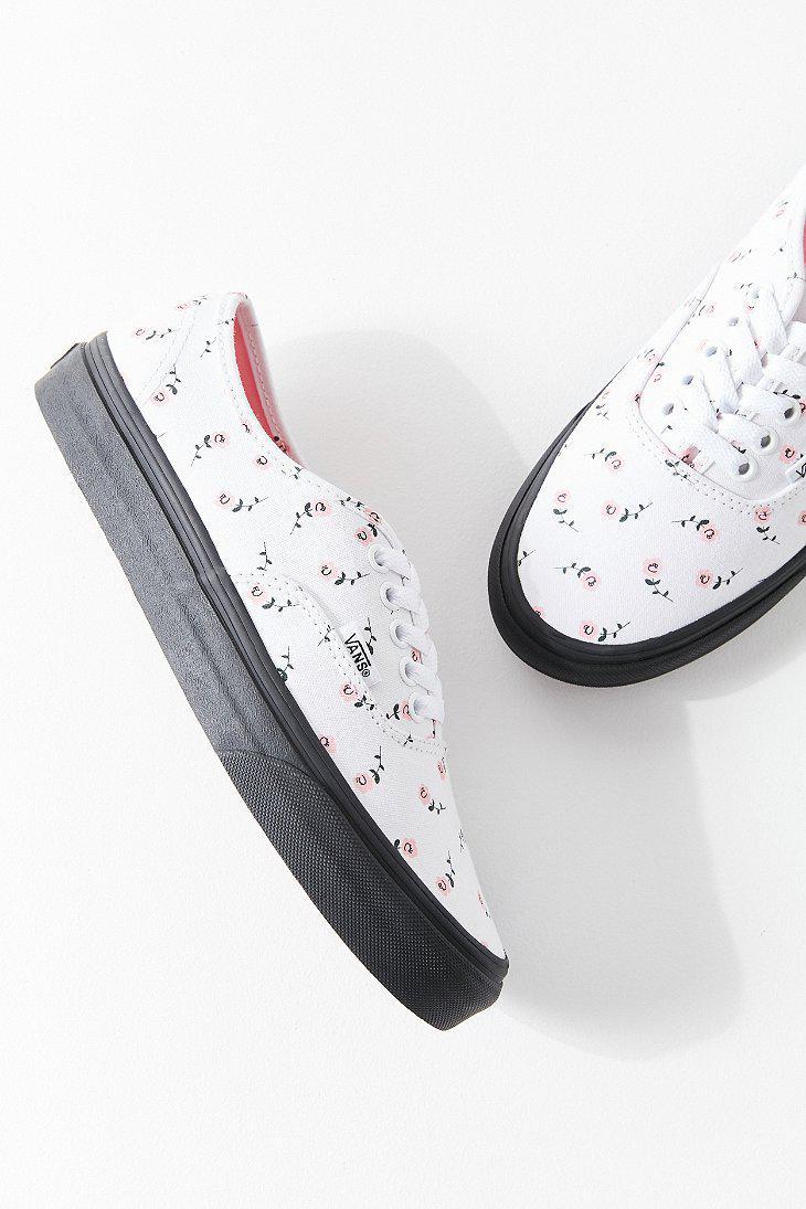 a8c79bff57 Lyst - Vans Vans X Lazy Oaf Authentic Sneaker in Black