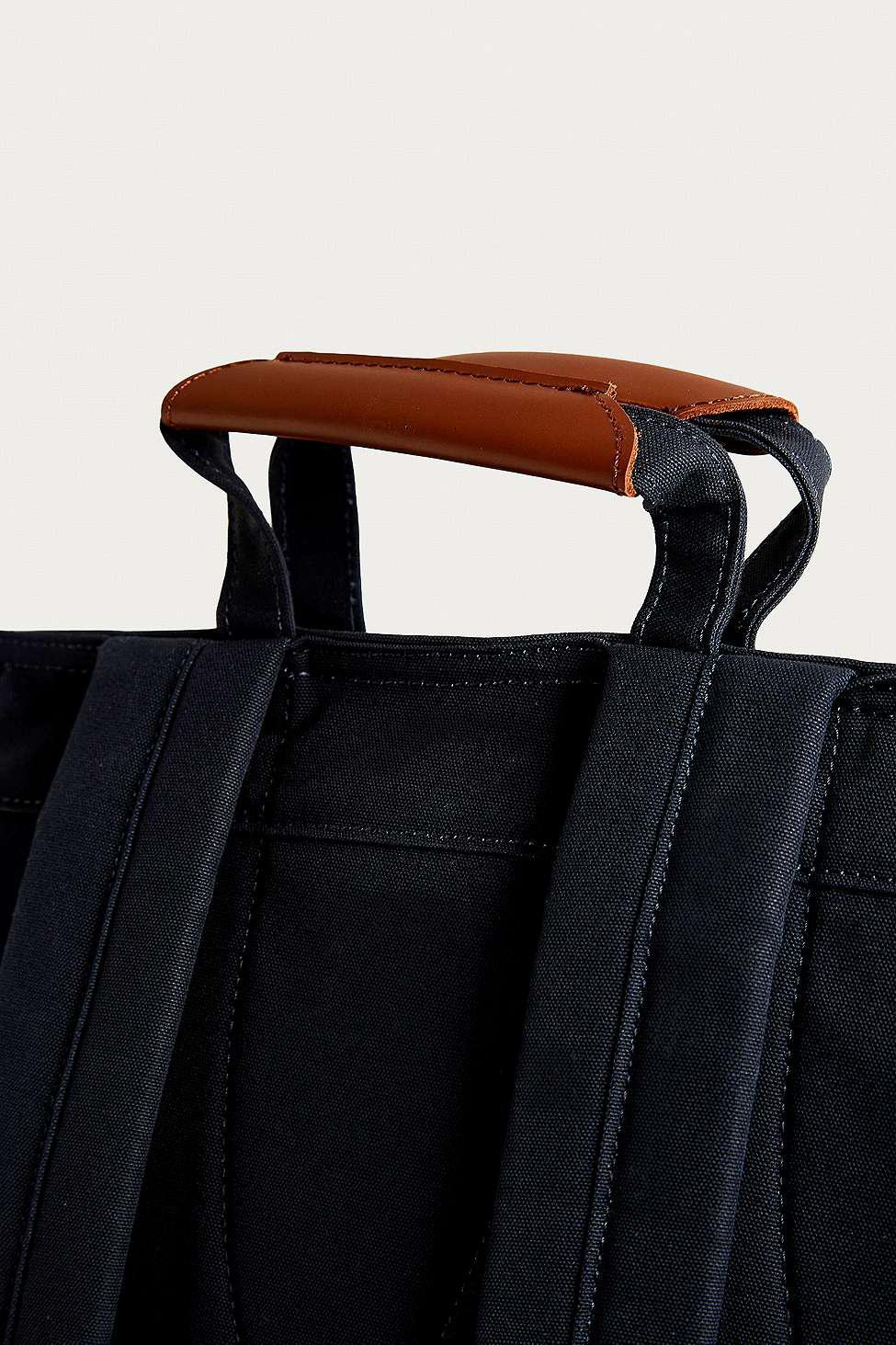 Sandqvist Cotton Tony Blue Backpack