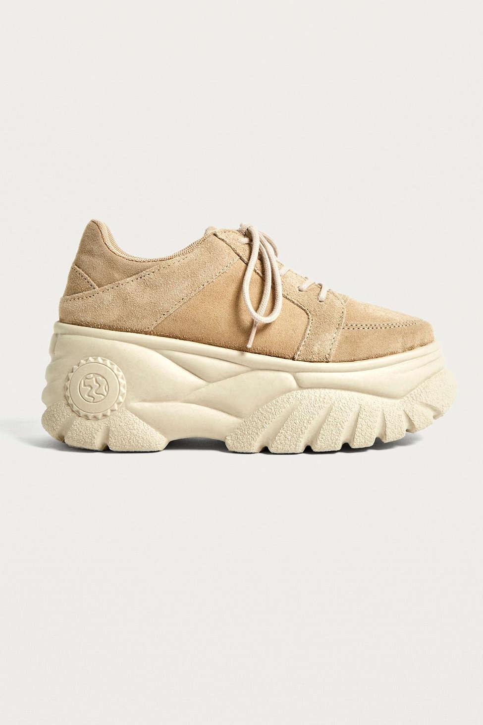 Urban Outfitters Uo Tyson Tan Suede