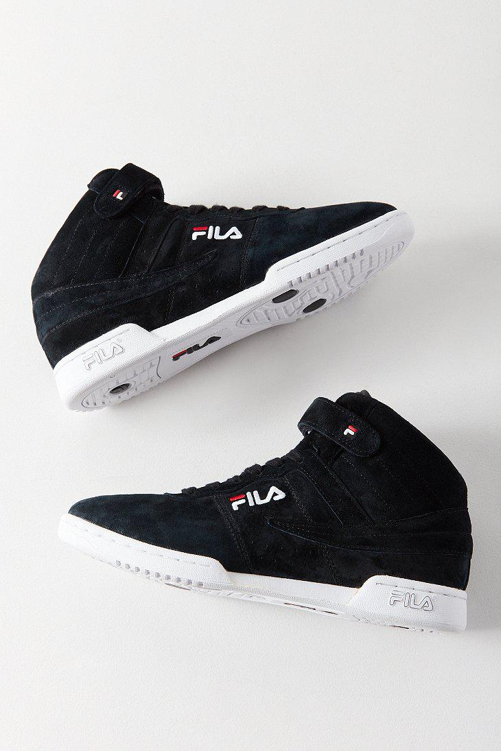 Fila Suede Fila F13 Premium Sneaker in