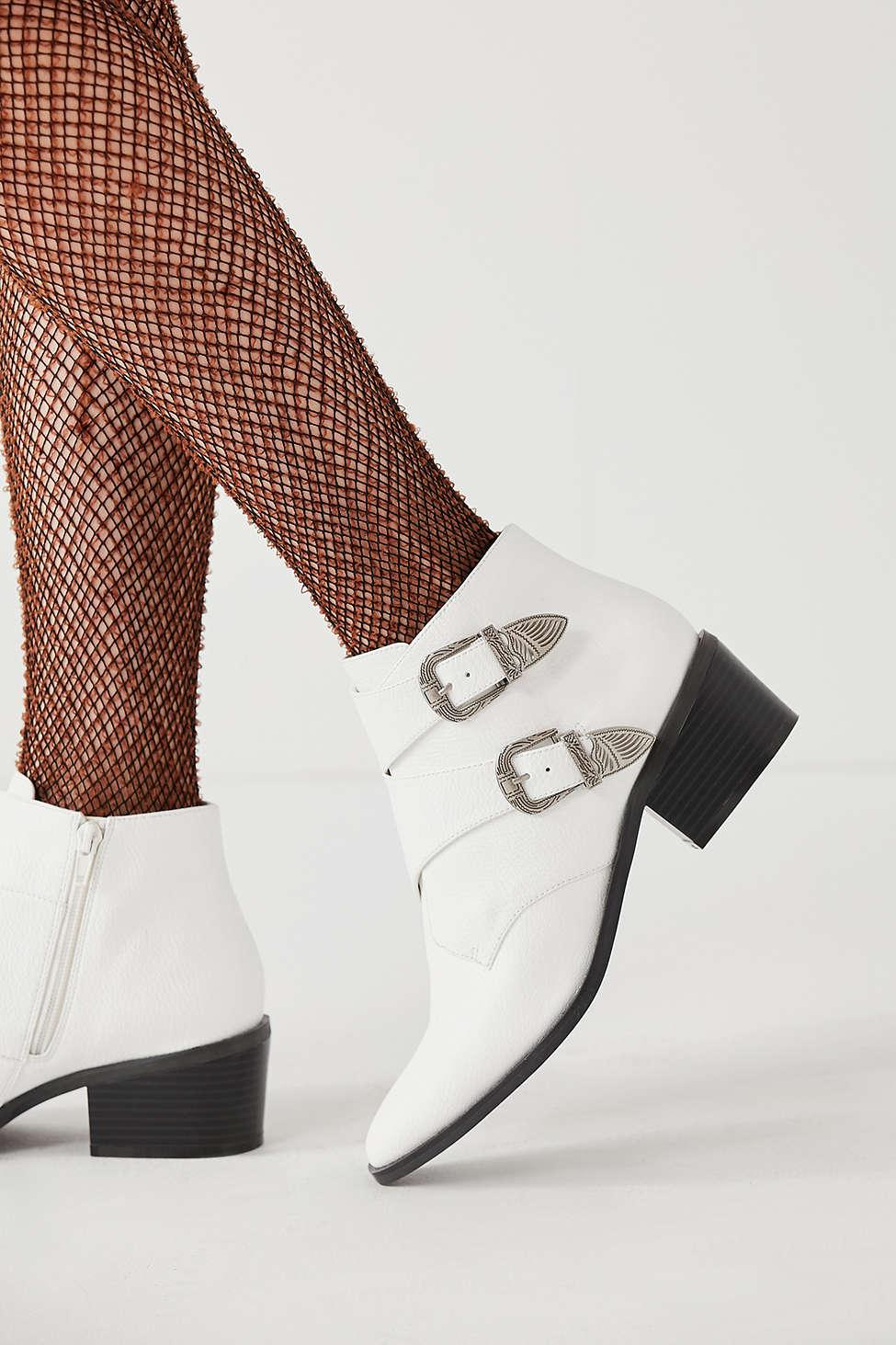 Urban Outfitters Talia Buckle Ankle