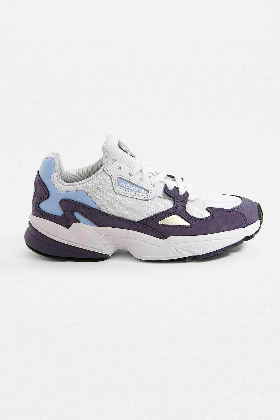 Reveal Your Voice Periwinkle Falcon Trainers QxBrCdeoW