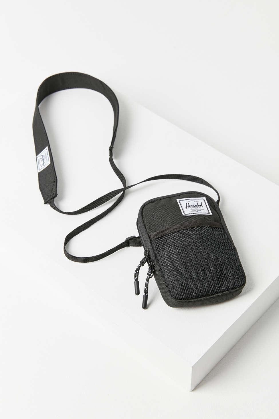 dfb140c613a Herschel Supply Co. - Black Sinclair Small Crossbody Bag - Lyst. View  fullscreen