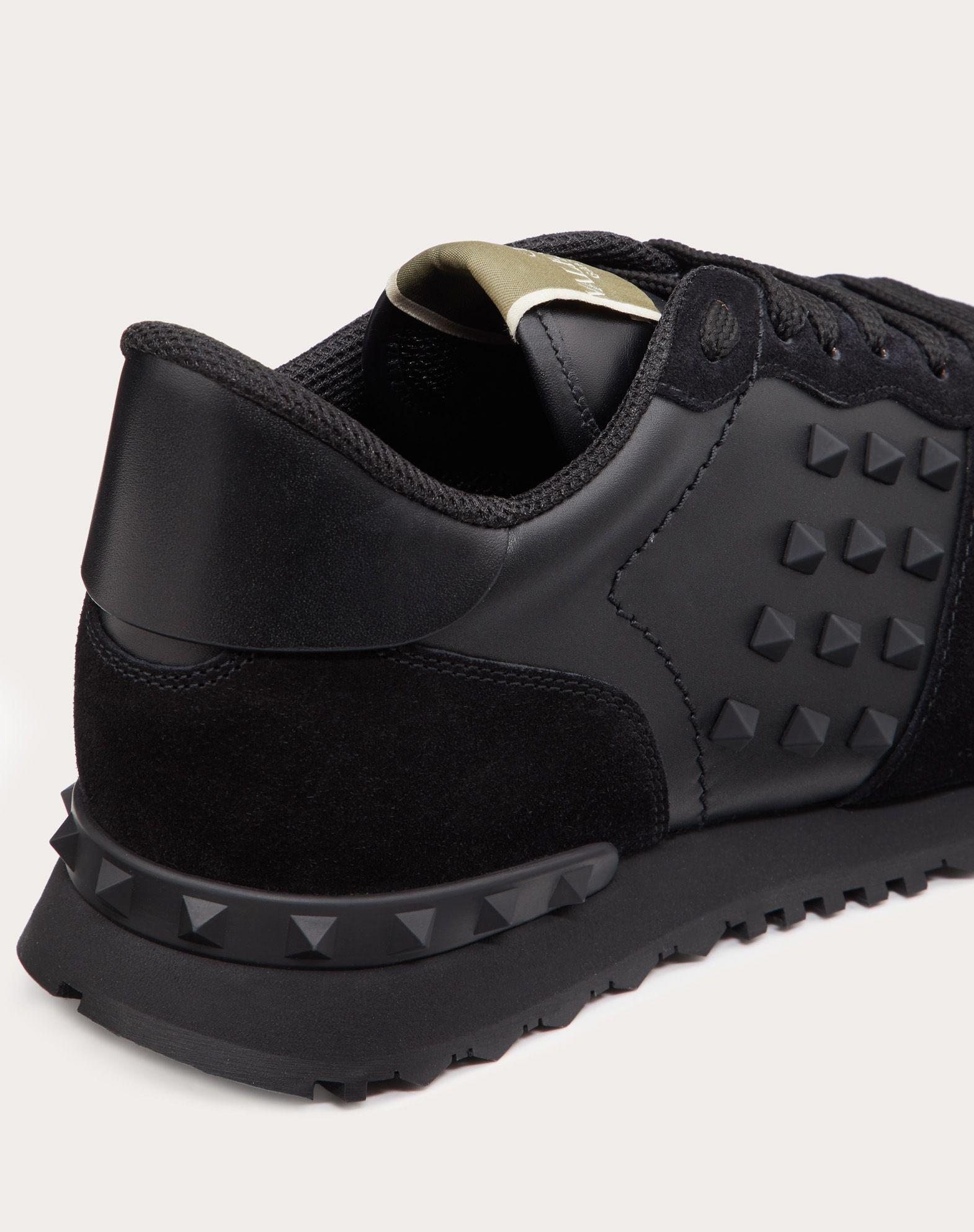 Valentino Leather Calfskin Rockstud